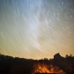 Hviezdy nad hradom