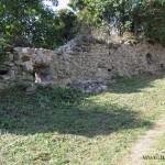 Preškárovanie 15m úseku hradieb
