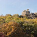 A ešte pohľad na hrad pred cestou domov